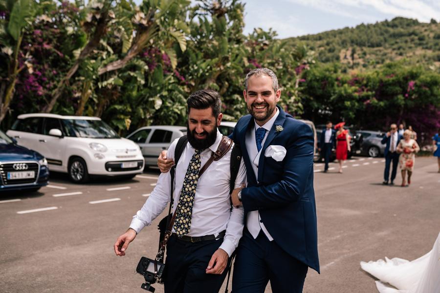 Fotógrafo de boda en Málaga & Granada