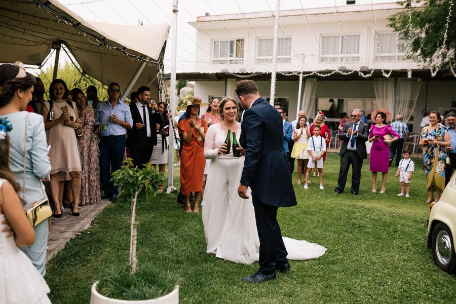 Boda diferente y original fotógrafo de Málaga boda Villanueva del Trabuco