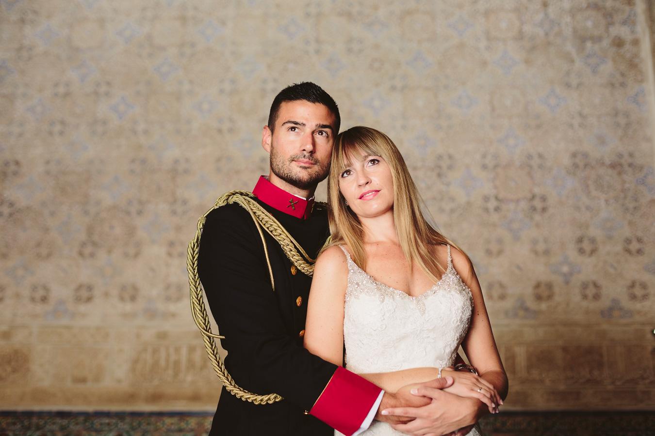 fotografo de boda en malaga granada alhambra boda civil