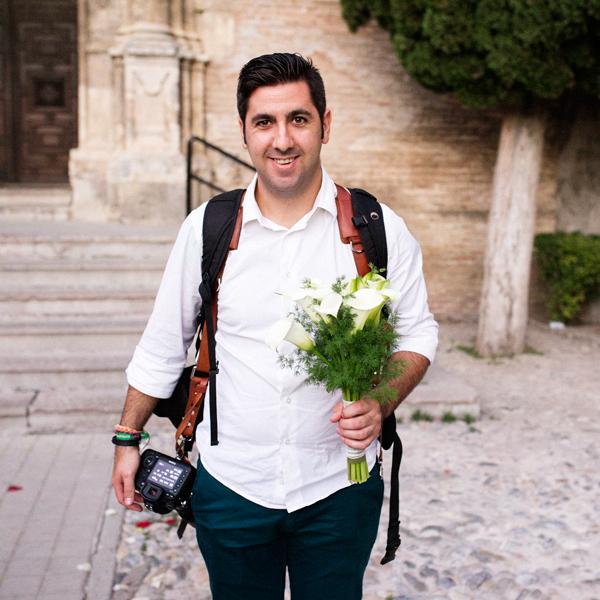 Joseph Table fotografo de bodas en granada málaga