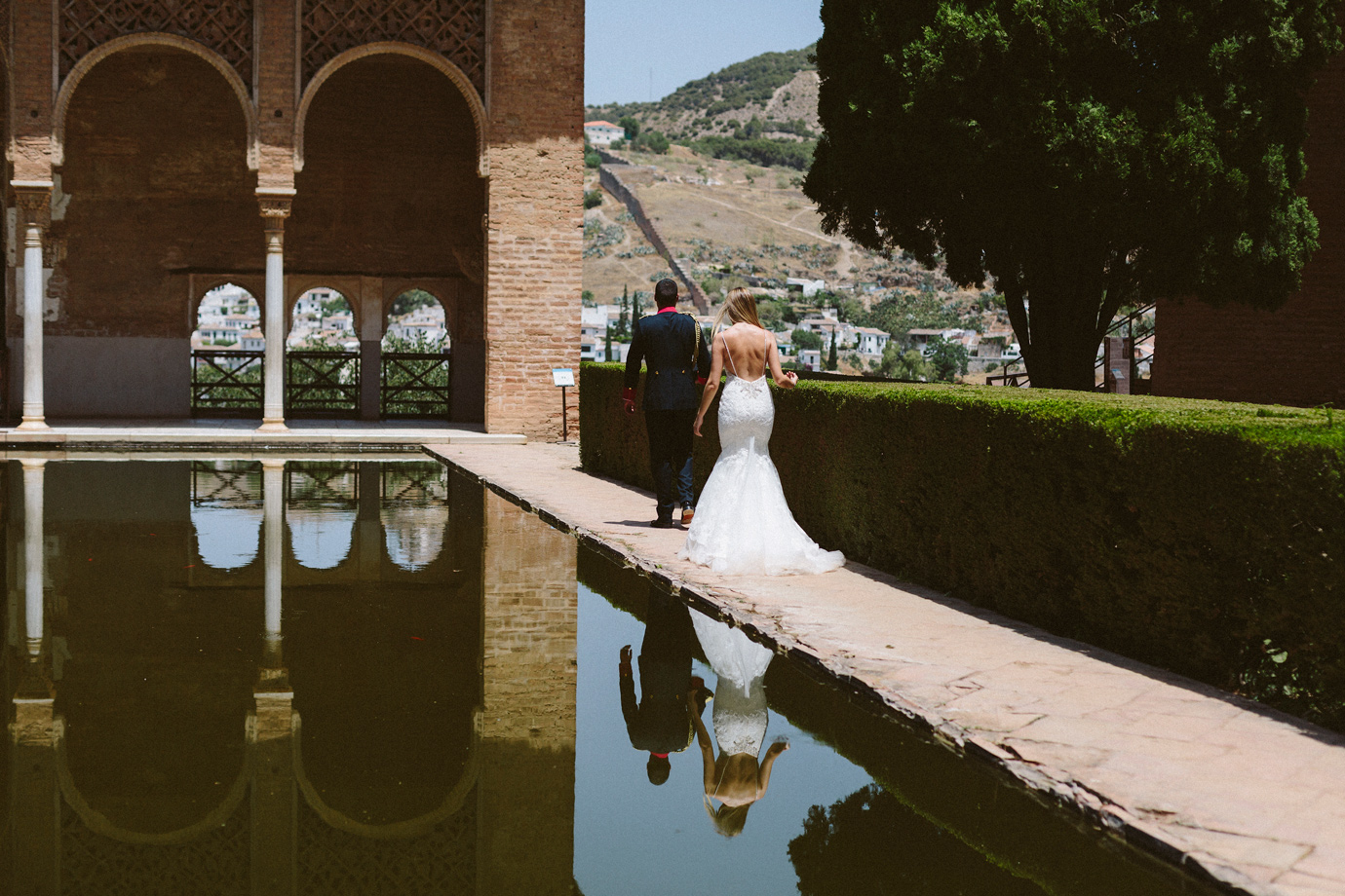 fotografo de bodas en malaga archidona granada madrid alhambra princesa