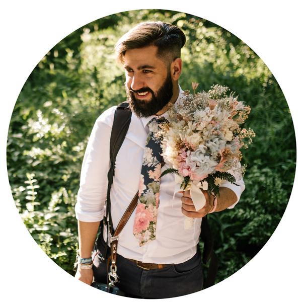 fotógrafo de bodas en Málaga boda en sevilla ramos de novia