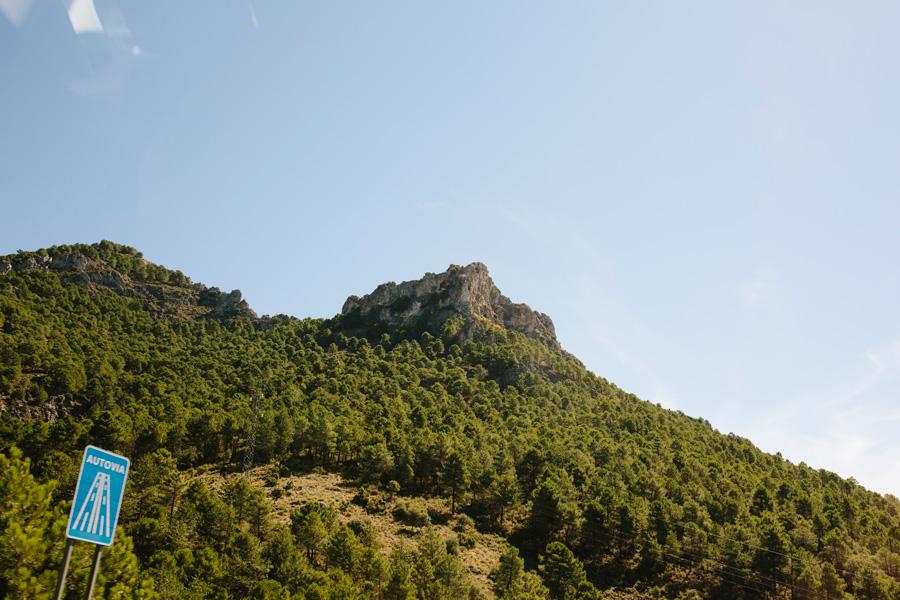 Destino Almería de post-boda