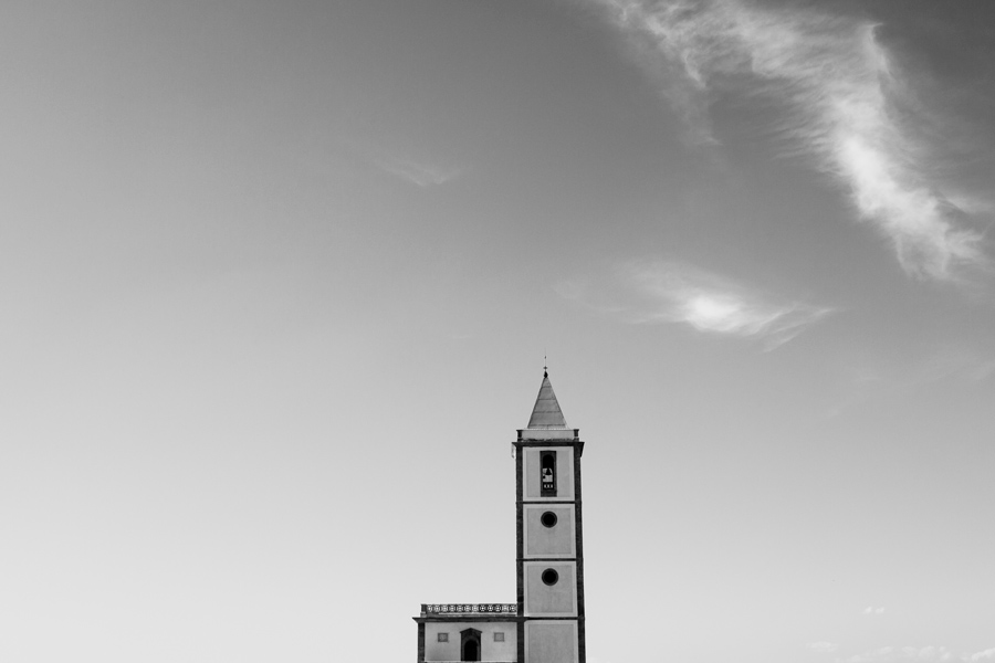 Iglesia de La Almadraba de Monteleva
