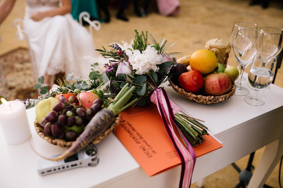 Ritual de la arena, tipos de ceremonias civiles, fotógrafo de boda en Córdoba