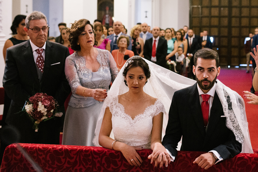 Ritual de la velación, tipos de ceremonias boda religiosa fotógrafo de boda en Antequera