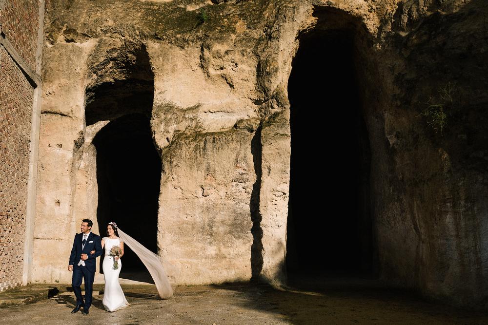 Velo de novia, boda en Coín, fotógrafo de bodas en Málaga